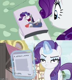 #1536753 - edit, edited screencap, faic, fame and misfortune, it isn't the mane thing about you, magazine cover rarity, meme, rarisnap, rarity, safe, screencap, solo, spoiler:s07e14, spoiler:s07e19, why i'm creating a gown darling - Derpibooru - My Little Pony: Friendship is Magic Imageboard