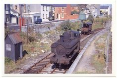 Built at Swindon Works in 5700 class, GWR No. 4624 continued in service until Weymouth Harbour, Portland Dorset, Dorset Coast, Old Train Station, Disused Stations, Steam Railway, British Rail, Model Train Layouts, Steam Locomotive
