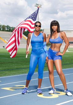 Fifty+, Fit and Fabulous!!! Ellen Ector (uh..technically, She's 63, Fit and Fabulous, but who's counting?)  Ellen (left), is a 63-year-old mom of five, grandmother of four. She quit her job as a social worker to peruse a career in fitness training.