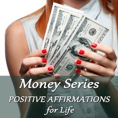 If you want to make more money in your life, you need to overcome your self-limiting beliefs with these money affirmations first.
