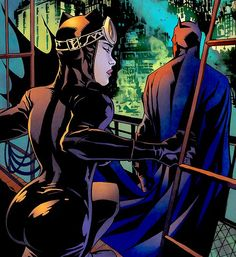 Heart of Hush: Batman and Catwoman