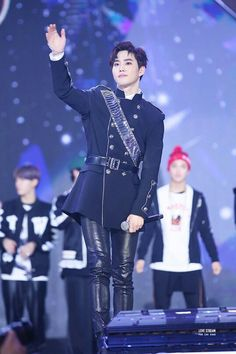 Suho Golden Disk Awards