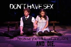 Spring Awakening :)....wow that's pretty accurate for this play