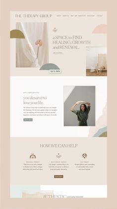 Site Web Design, Layout Design, Website Design Layout, Web Design Tips, Web Design Trends, Design Blog, Portfolio Design, Design Websites, Website Designs