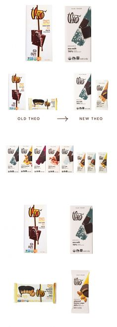 Theo Chocolate Is Showing Off a Streamlined New Look | Dieline