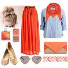 Summer Style Apostalic Pentacostal modest summer outfit