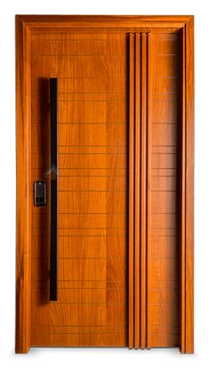 Modern Entrance Door, Main Entrance Door Design, Wooden Front Door Design, Modern Wooden Doors, Double Door Design, Modern Door, House Main Door Design, Bedroom Door Design, Door Design Interior