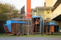 夏の家-スタジオ・ムンバイ MOMAT Pavilion-Studio Mumbai
