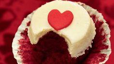 Sparkles Raspberry Red Velvet Cupcakes   http://www.lifestylefood.com.au/recipes/15108/raspberry-red-velvet-cupcakes