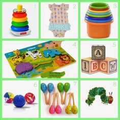 8 toys for babies and toddlers teachertypes.blogspot.com.au