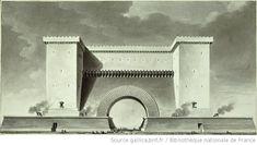 Boullé: Arquitecto visionario