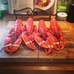 North Norfolk Lobsters!