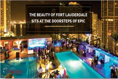 Discover the Epic Beauty of #Fort #Luadradale – there are endless reasonsto own a home in this city.  The market is hot right now – you don't want to miss out!   Email: Coreyedwards@kw.com  Phone: 561-463-0840