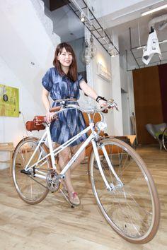 Wonder Bicycle Mixte bike