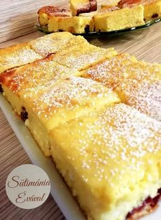 Hungarian Desserts, Hungarian Recipes, Sweet Desserts, Dessert Recipes, Low Carb Recipes, Healthy Recipes, Winter Food, Cakes And More, Vanilla Cake