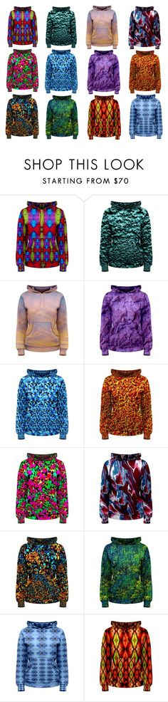 """""""Trendy  Unique Hoodies, Fashion,Clothing"""" by costa100 on Polyvore featuring modern, women's clothing, women, female, woman, misses and juniors"""