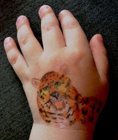 My son asked for a jaguar :)