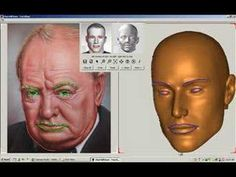 Create 3D Face from a Single Photo - YouTube