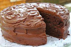 Las Recetas de Pumuki: Devil's Food Cake