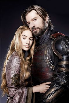 Game Of Thrones (2012) | by Beautifully Infatuated. Cersei Lannister and Jaime Lannister. Twincest, Lena Headley and Nikolaj Costa Waldeau