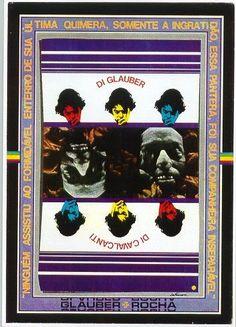 Di Cavalcanti Di Glauber (1977) - Glauber Rocha - Making Off