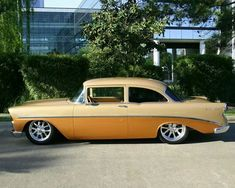 1956 Chevy..Re-pin..Brought to you by #CarInsuranceEugene, and #HouseofInsurance