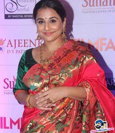 Ajeenkya DY Patil University Filmfare Awards -- Vidya Balan Picture # 323467