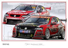 Print 31 photo by Velocemoto Car Prints, Aussie Muscle Cars, V8 Supercars, Racing Team, Car Wrap, Cool Websites, Touring, Race Cars, Super Cars