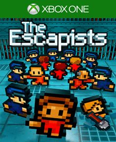 The Escapists  Xbox One Cover Art