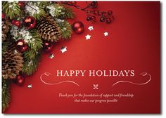 36 best bossmarkholiday gift guide images on pinterest christmas customize and personalized holiday cards that are perfect for showing your appreciation to clients customers m4hsunfo