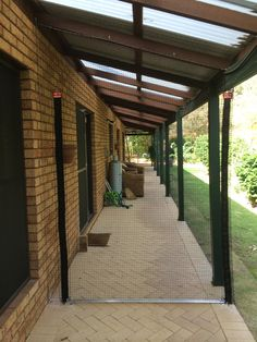 Keep your cat safe while it enjoys outside freedom in an unobtrusive, quality, custom made cat enclosure or cat run professionally installed Australia wide.