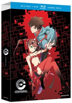 C Control Money of Soul and Possibility Limited Edition Blu-ray/DVD