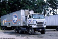 Kroger truck   Atlanta Div Tractor