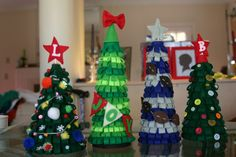 Las manualidades navideñas abundan y se encuentran en todas partes. Pero a pesar de la cantidad, no es fácil encontrar calidad y proyectos sencillos que arrojen resultados bonitos y decorativos.En el