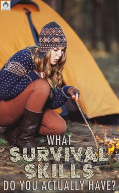 If the unthinkable ever happened, would you have the survival skills to fend for yourself? Can you identify the gear you'd need, or are you skittish about even using a survival knife? Find out if you'd make it on the streets or conquer the great outdoors, and discover your survival strengths in this revealing quiz.