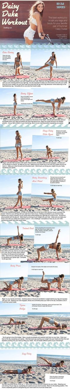Tone It Up: The Daisy Dukes Summer Workout (scheduled via http://www.tailwindapp.com?utm_source=pinterestandutm_medium=twpinandutm_content=post63028024andutm_campaign=scheduler_attribution)