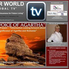 TAMARINDA MAASSEN PART 2 (HD) [English] - AGARTHA DISCLOSURE - Significance of Agartha and Romania