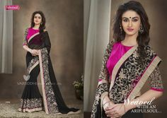 mintoshi sarees embroidery fancy lace sarees,fabric :- georgette sarees,wholesale embroidery sarees online collection