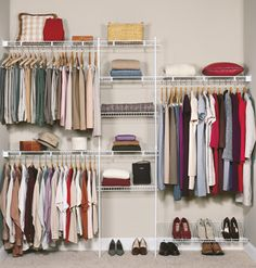 This Is What We Need In Our Bedroom Closetso We Can Get Rid Of Our Dresser