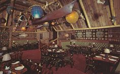 Trader Vic's, Statler Hilton - Boston, Massachusetts by The Pie Shops Collection, via Flickr