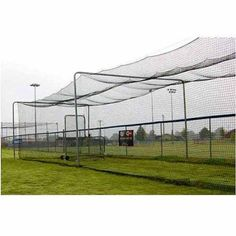 ProCage Batting Tunnel Net #24, 55'L x 12'W x 12'H