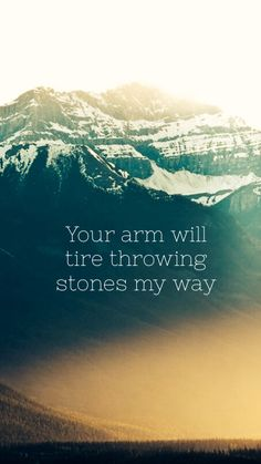 Words as Weapons by Birdy Lyric