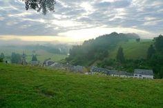 La Vallee de la Semois, Ardennes, Belgium