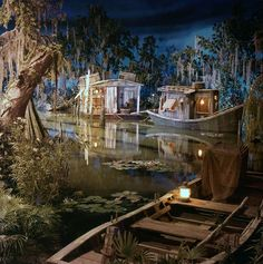 Bayou PICTURES | Disney Pictures » Archives » Blue Bayou Lagoon