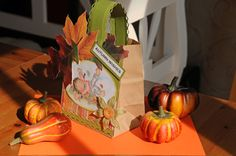Autumn Wishes, a Magnolia gift bag