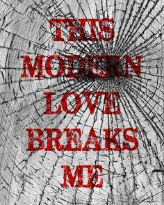 Bloc Party - Modern Love