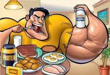 Top Ten Best Muscle Building Foods