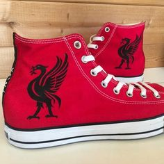 REVEALED: Nike To Release Liverpool Converse Jordan (Nike