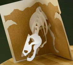 >>patterns to print and cut, some really great cards t-rex bobblehead