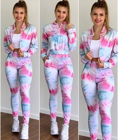 Cute Lazy Outfits, Swag Outfits For Girls, Cute Swag Outfits, Crop Top Outfits, Sporty Outfits, Classy Outfits, Chic Outfits, Kpop Fashion Outfits, Girls Fashion Clothes